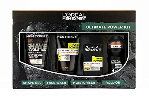 L 'Oreal Men Expert die Ultimate Power 4er Geschenkset für Ihn