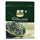 JEWEL FARMER Roasted and Salted Pumpkin Seeds, No Shell Ready to Eat (250g)