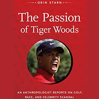 The Passion of Tiger Woods cover art