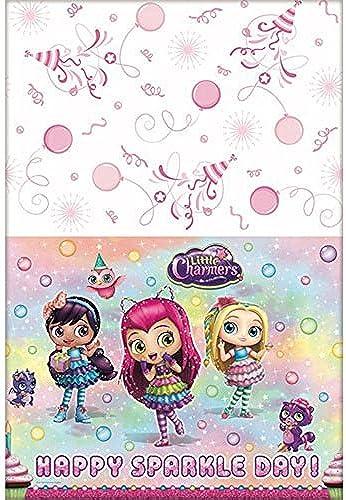 primera reputación de los clientes primero Little Charmers Plastic Table Cover Cover Cover (1ct) by LITTLE CHARMERS  tienda en linea