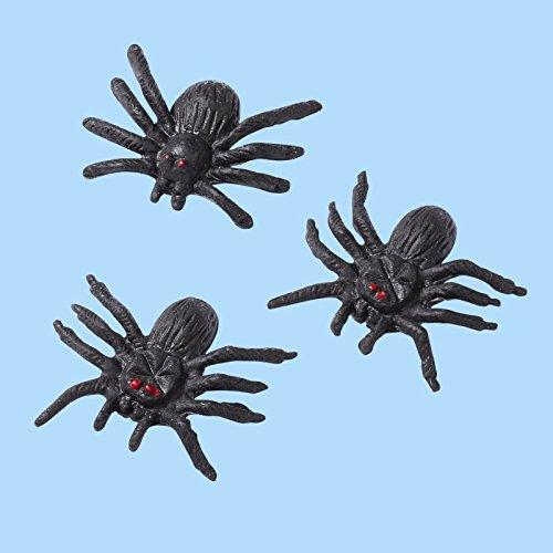 Mini-Spinne ca 2 cm, Btl. a 6 st.