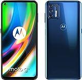 Motorola Moto G9 Plus - Smartphone 128GB, 4GB RAM, Dual Sim, Indigo Blue