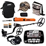 Garrett AT Pro Waterproof Metal Detector with ProPointer AT and Bonus Pack