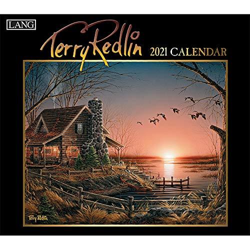 Terry Redlin 2021 Wall Calendar