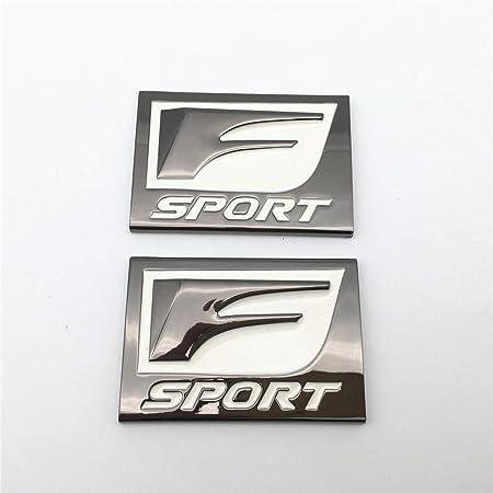 1Pc Car Metal 3D SPORT Logo Symbol Badge Sticker Trunk Fender Decal Accessories