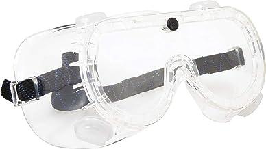 Óculos De Segurança Ampla Visão Com Válvulas Vonder