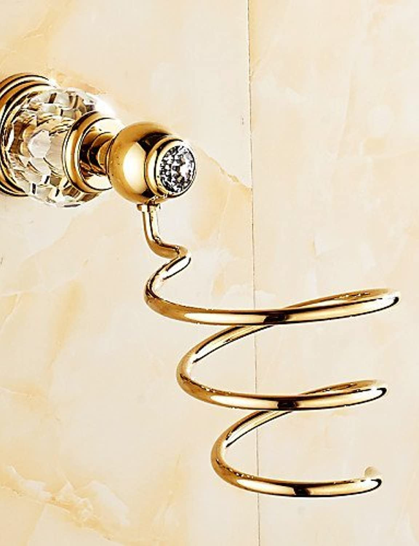 LINA@ Bathroom Shelf , Neoclassical Antique Copper Wall Mounted