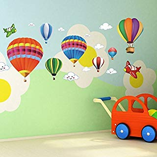 Amaonm Removable Creative 3D Hot air Balloon Aircraft and...