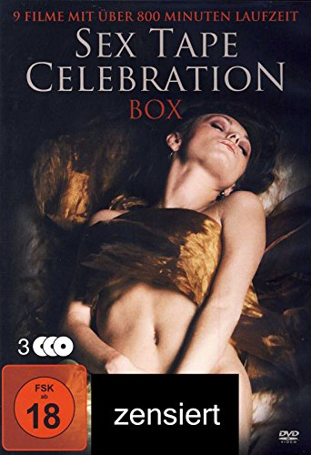 Sex Tape Celebration Box [3 DVDs]