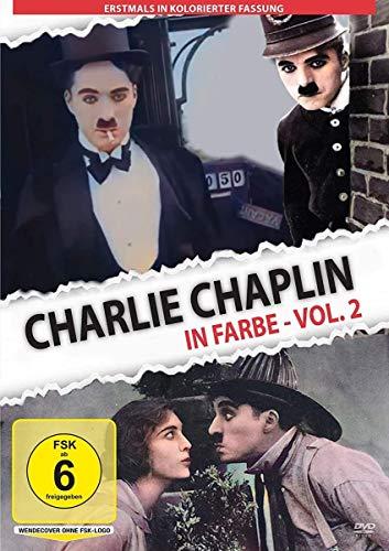 Charlie Chaplin in Farbe, Vol. 2