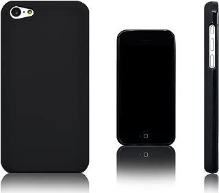 Xcessor Vapour Flexible TPU Gel Case For Apple iPhone 5C. Black