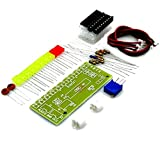 Lm3915 Audio Indicateur de niveau Funny 10 DIY Kit électronique Audio Indicateur Suite