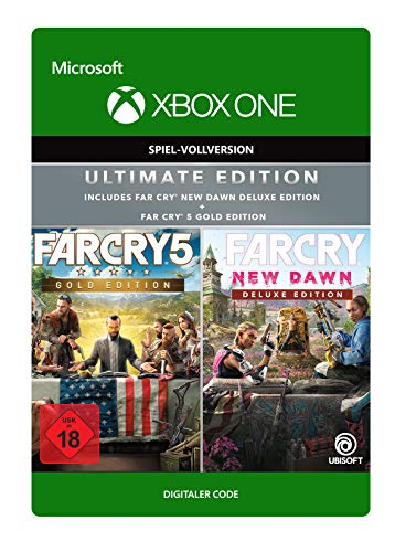 Far Cry New Dawn: Ultimate Edition Xbox One - Download Code