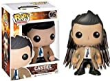 Funko Pop! Television #95 Supernatural Castiel with Wings Exclusive Figure In Stock by USA