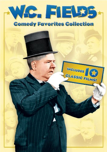 W.C. Fields Comedy Favorites Collec…