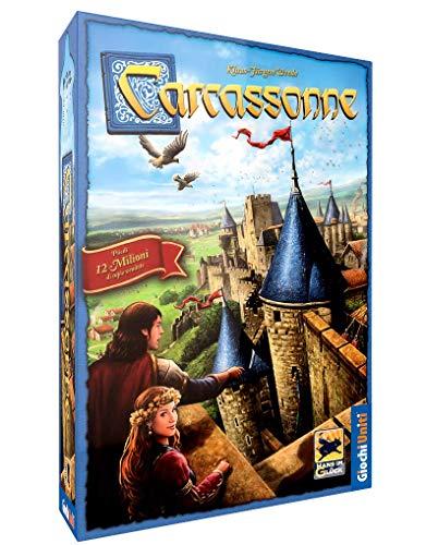Giochi Uniti Carcassonne Board Game Base Box multicolour
