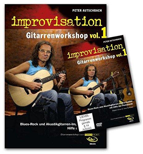 Improvisation - Gitarrenworkshop Vol. 1, m. DVD