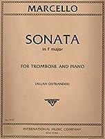 マルチェッロ: ソナタ ヘ長調/インターナショナル・ミュージック社/トロンボーンとピアノ