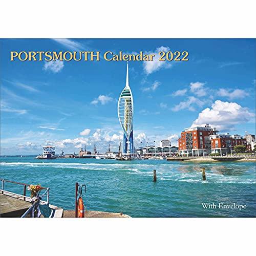 Portsmouth A4 Calendar 2022