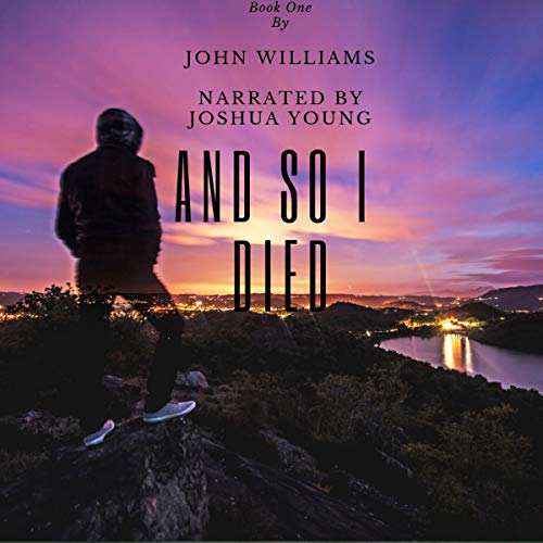 And So I Died audiobook cover art
