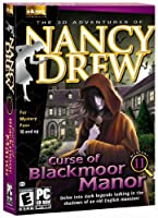 Nancy Drew: Curse of Blackmoor Manor (輸入版)
