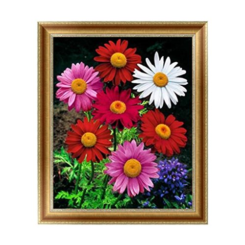 Arich Flower DIY 5D Diamond Painting Embroidery Cross Stitch Art Craft Home Room Decor