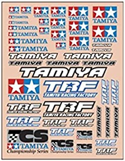 Tamiya MM023 Logo Sticker Set
