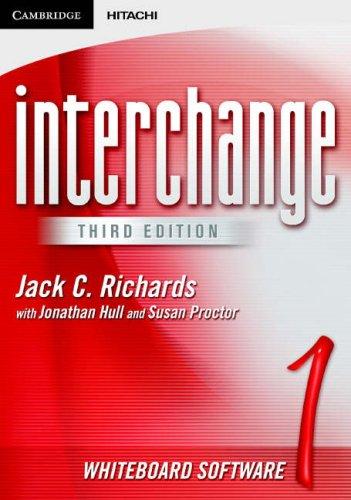 Interchange Whiteboard Software 1 Network (Interchange Third Edition)
