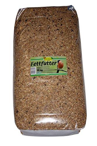 Fettfutter 25 kg, Winterfutter,Müslifutter
