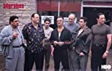 The Sopranos Movie Poster (11 x 17 Inches - 28cm x 44cm)