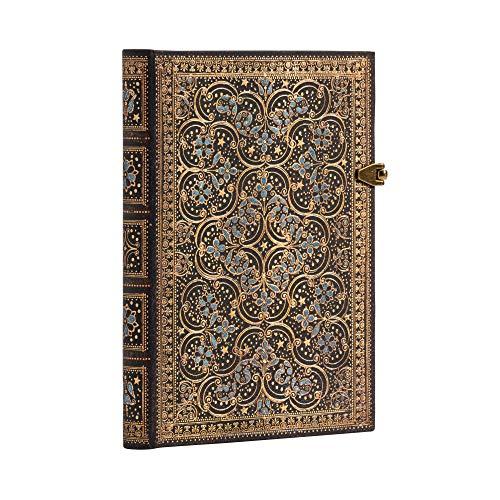 Paperblanks Cuadernos de Tapa Dura Restauración   Rayado   Midi (130 × 180 mm)