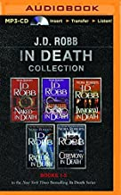J. D. Robb In Death Collection Books 1-5: Naked in Death, Glory in Death, Immortal in Death, Rapture in Death, Ceremony in Death (In Death Series) by J. D. Robb (2015-08-04)