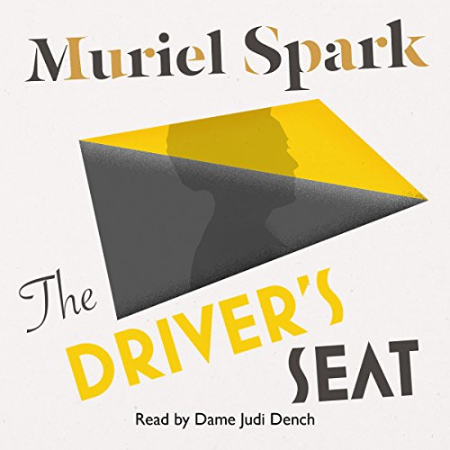 The Driver's Seat audiobook cover art