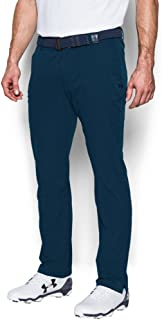 Men Match Play Vented Taper Pants