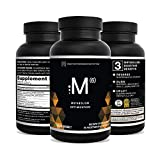 High Performance Nutrition Metabolism Booster, HPN M(6) Fat Burner, Natural Weight Loss Supplement, Support Lean Muscle, Increase Energy, Vegan Friendly, Clinically Tested, 60 Capsules