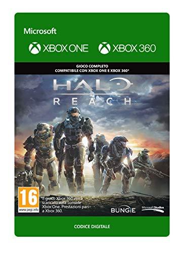 Halo:  Reach   Xbox 360 - Plays on Xbox One - Codice download
