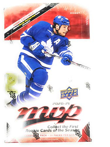 Upper Deck 2020-21 NHL MVP (Hobby)