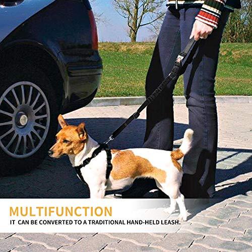 Toozey Cinturon Perro Coche, Arnés de Seguridad Reposacabezas para ...