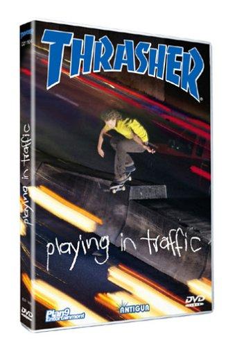 Trasher : Playing In Traffic