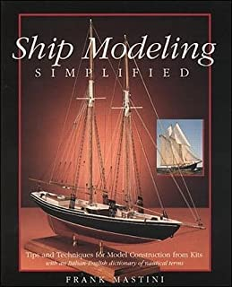 plastic model ship building tips