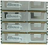 Simmtec 8GB 4x2GB 667MHz DDR2 ECC Fully Buffered FB-DIMM Memory for MA356LL/A Mac Pro