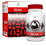 BCAA - Aminos 2:1:1-450mg Branched Chain Amino Acids with Leucine, Isoleucine, Valine