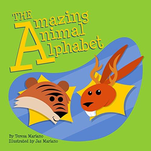 The Amazing Animal Alphabet (English Edition)