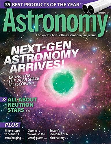 Astronomy Magazine October 2021 Next-Gen Astronomy Arrives