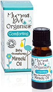 Mumma Love Organics Miracle Oil, Baby Aromatherapy 10ml