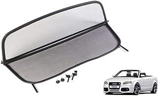 Car Lux AR03016 Derivabrisas Deflectores de Aire Cortavientos de Viento Delanteros y Traseros para A4 B6 B7 8E Sedan Desde 2000