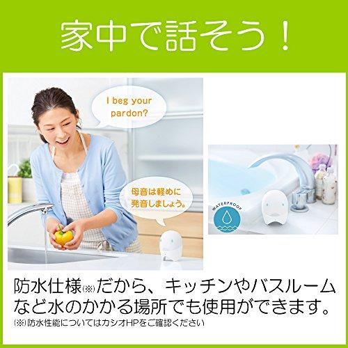 『カシオ デジタル英会話学習機 Lesson Pod レッスンポッド LP-E01』の5枚目の画像