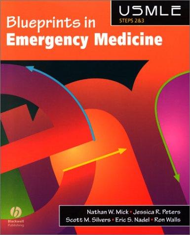 Blueprints in Emergency Medicine