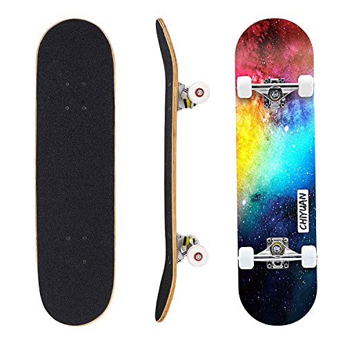 Eseewin Skateboard 7 Layers Decks 31