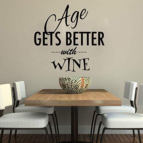 cooldeerydm rode wijn kan het tijdperk van de cartoons beste geliefde familie muurkunst kinderkamer muurschildering muurschildering